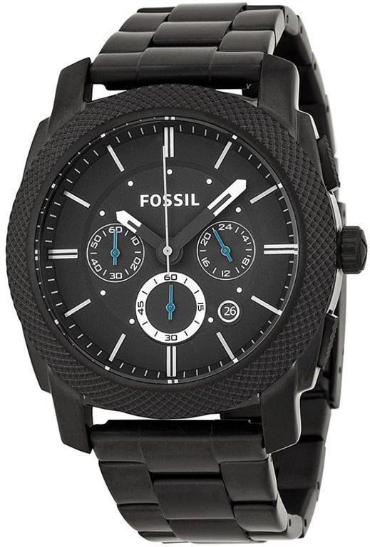 cb0cafbe Мужские наручные часы Fossil FS4552 купить в интернет-магазине 12chasov.ru