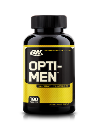 Opti-Men Optimum Nutrition 90 таблеток