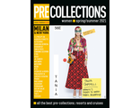 Pre-Collections Magazine Milan & New-York Spring-Summer 2021 Иностранные журналы о моде,Intpressshop