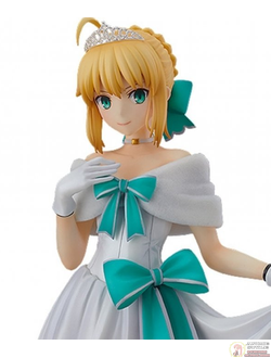 Фигурка 1/7 Сейбер (Saber Heroic Spirit Formal Dress Ver.)