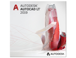 Программное обеспечение 057K1-WW8695-T548 AutoCAD LT 2019 Commercial New Single-user ELD Annual Subscription ( подписка на 1 год )