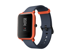Часы Amazfit Bip Orange Оранжевый EU Global Version (РУССКИЙ ЯЗЫК)