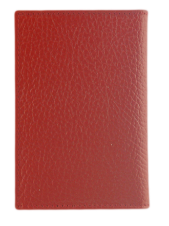 Кредитница QOPER Credit card holder fox red