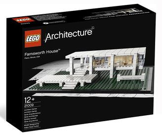 # 21009 Дом «Фарнсуорт» / Farnsworth House