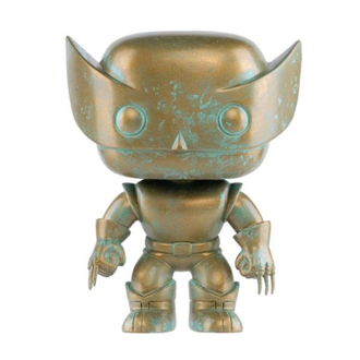Фигурка Funko POP! Bobble: Marvel: Marvel 80th: Wolverine (PT)(Exc) 42215
