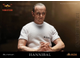 Ганнибал Лектер - Коллекционная фигурка 1/6 Hannibal Lecter White Prison Uniform ver. Sixth Scale Collectible Figure (BW-UMS10301) - BLITZWAY (После обзора)