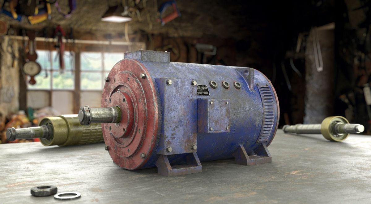 Компания «Вторкабель» осуществляет скупку бу электродвигателей по выгодным ценам