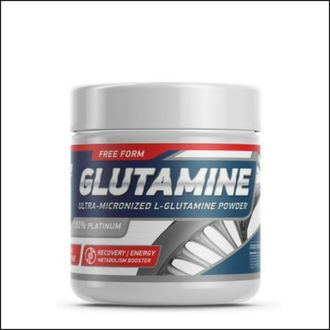 Глютамин GeneticLab Glutamine 100% platinum 300g