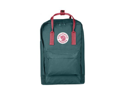 Рюкзак Kanken Laptop 15 Frost Green-Peach Pink мятный
