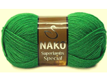 Nako Superlambs Special 3584 зеленый