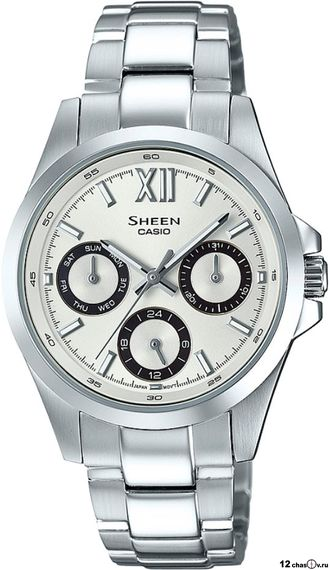 Часы Casio Sheen SHE-3512D-7A