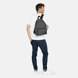 Мужской рюкзак Eastpak Orbit Sleek'r в цвете Black Denim