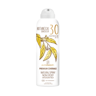 Солнцезащитный спрей Botanical Sunscreen SPF 30 Australian Gold