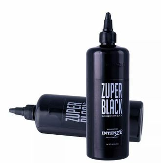Intenze ZUPER BLACK 1/2oz - 15 мл. (Корея)