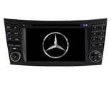 Штатная магнитола FlaxBox series KA-2618 MERCEDES Benz E-W211(2002-2008) (Windows CE6.2) (под заказ)