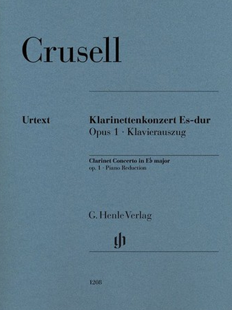Crusell: Clarinet Concerto in Eb major op. 1
