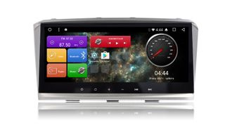 "Автомагнитола MegaZvuk ADQ-8810S Toyota Avensis II (T250) (2003-2008) на Android 6.0.1 Quad-Core (4 ядра) 8,8"" Full Touch серебристая панель"