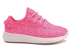 Adidas Yeezy 350 Boost Low Pink (36-40) Арт. 011М(I)