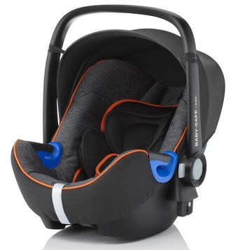 Britax Roemer Baby-Safe i-Size Black Marble