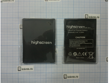 Аккумулятор (акб) Highscreen Boost 2, 2SE, BP-5X-I, 2500 mAh