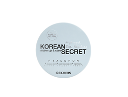 Патчи гидрогелевые KOREAN SECRET make up & care Hydrogel Eye Patches HYALURON, 60 шт