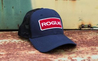 ROGUE PATCH TRUCKER HAT (Кепка Rogue Fitness).