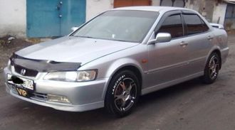 Honda Torneo sedan 1997-2002/Accord VI sedan 1998-2002 дефлекторы окон