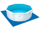 Стальной бассейн Hydrium Pool Set 300х120 см, 7630 л, арт. 56566