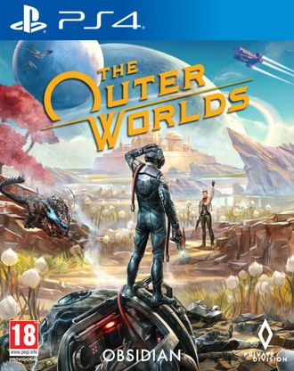 игра для PS4 The Outer Worlds