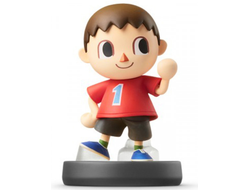 Amiibo Житель (коллекция Super Smash Bros.)