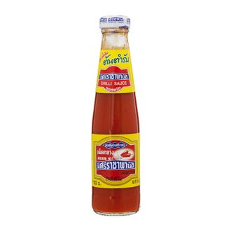 Red Chili Sauce Medium Hot (Sriraja Panich) 250 g