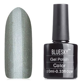 Гель-лак Shellac Bluesky №80572 Frosted Glen, 10мл.