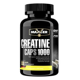 (Maxler) Creatine CAPS 1000 - (200 капс)