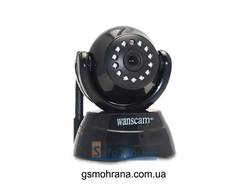 Поворотная Wi-Fi IP-камера Wanscam JW0003/black (Photo-01)_gsmohrana.com.ua