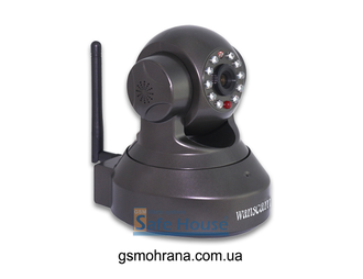 Поворотная Wi-Fi IP-камера Wanscam HW0024 (Photo-01)_gsmohrana.com.ua