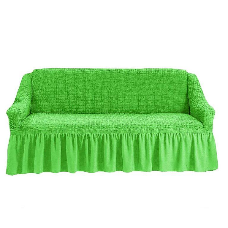 Чехол на диван, Салатовый 224