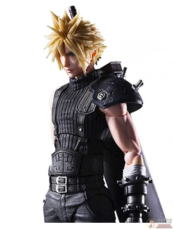 Фигурка Клауд Страйф (Cloud Strife Version 2)