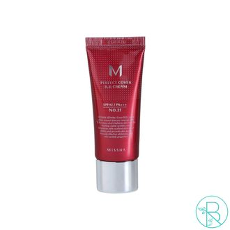 ВВ крем Missha M Perfect Cover BB Cream 21 тон (20мл)