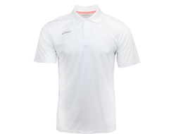 Купить Футболка ASICS TM PERF. POLO TE2114-01 White поло в белом цвете