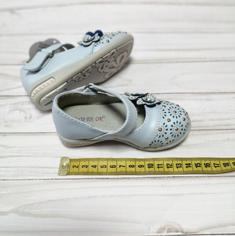 Туфли для девочки (Артикул А0382-3)