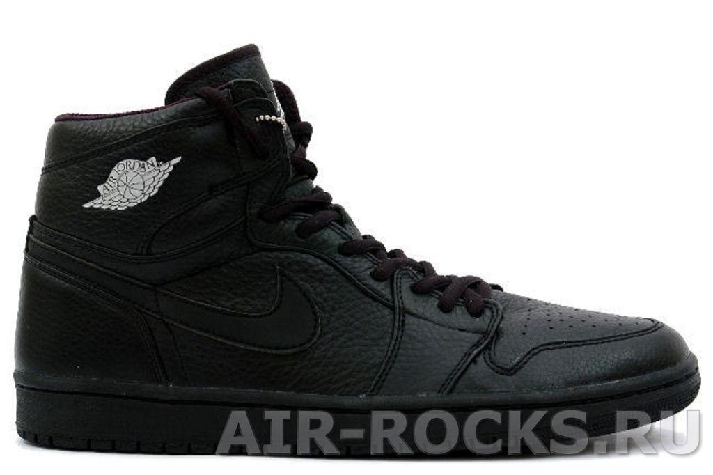 Заказать кроссовки Nike Air Jordan 1 Retro Black дешево   Интернет-магазин Черные  Найк Эйр Джордан 1 Ретро в Москве e0fa8fd27c2