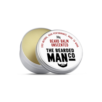 Бальзам для бороды The Bearded Man Company, Unscented (Без запаха), 30 гр