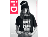 i-D Magazine № 352 Summer 2018 Kaia Gerber Cover Иностранные журналы Photo Fashion, Intpressshop