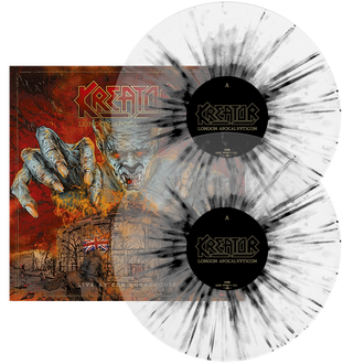 KREATOR - London apocalypticon 2-LP splatter