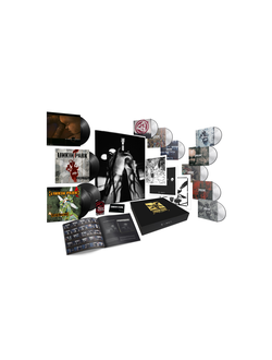 Linkin Park - Hybrid Theory (20th Anniversary) SUPER DELUXE BOX
