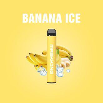 одноразовая электронная сигарета банан