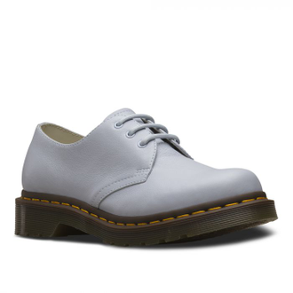 Ботинки Dr. Martens 1461 Virginia цвет голубой