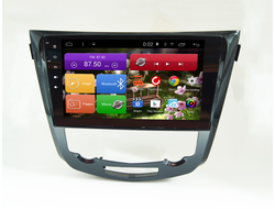 "Автомагнитола MegaZvuk AD-1030 Nissan Qashqai (J11) (2014+) на Android 6.0.1 Quad-Core (4 ядра) 10,1"" Full Touch"
