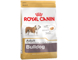 Royal Canin Роял Канин Bulldog Adult Бульдог Эдалт для Английского бульдога с 12 месяцев (выберите объем)