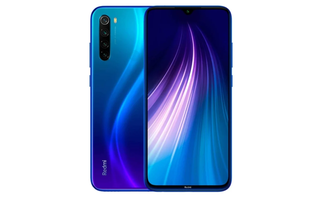 Смартфон Xiaomi Redmi Note 8 4/64GB blue Global version